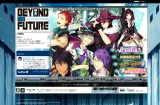 BEYOND THE FUTURE -FIX THE TIME ARROWS-